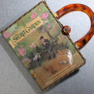 The Secret Garden Laptop Hand Purse