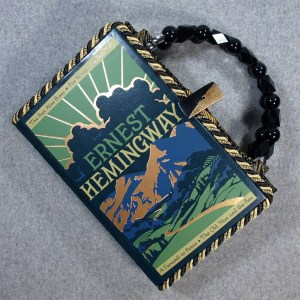 Ernest Hemingway – Four Novels Hand Purse