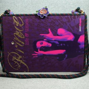 Prince Life & Times Laptop Purse
