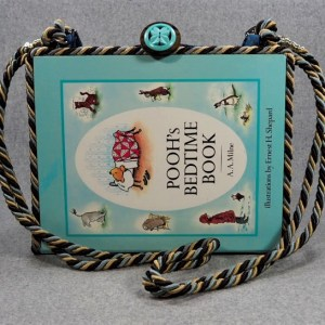Pooh's Bedtime Book Tablet Purse