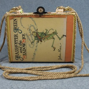 Grasshopper Green and the Meadow Mice Shoulder Purse