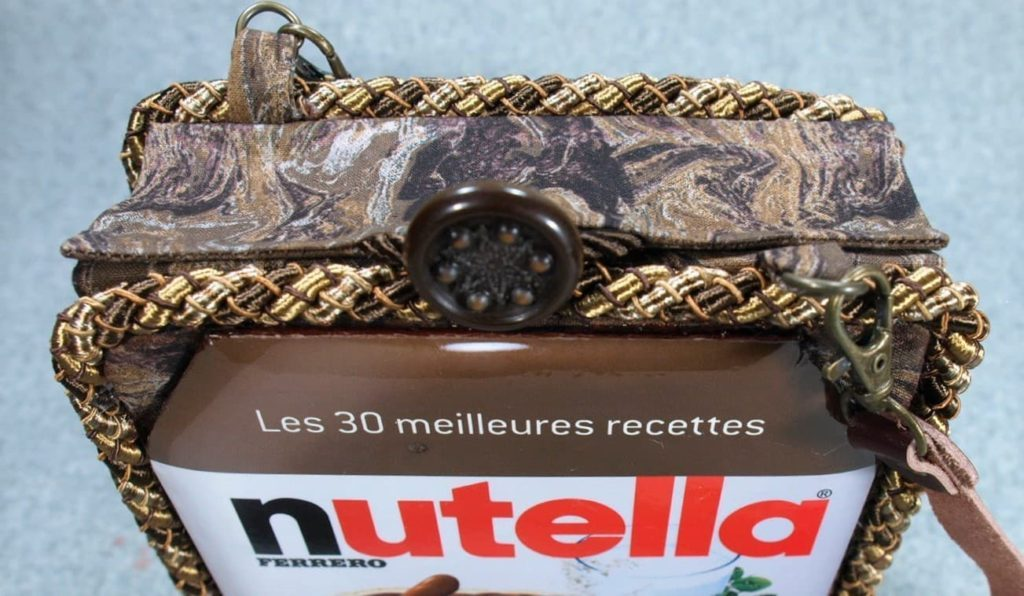 English, French & Italian Nutella Purses!