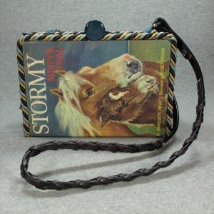 Stormy – Misty's Foal Tablet Book Purse