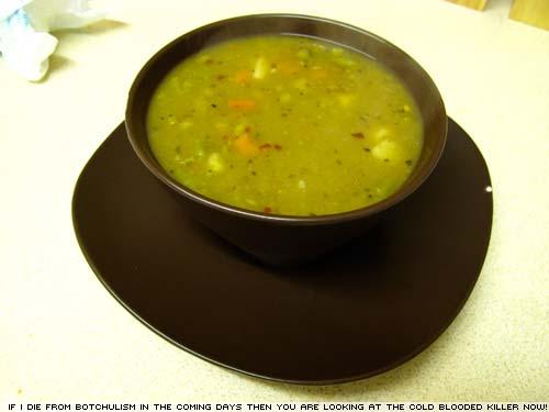 Killer soup
