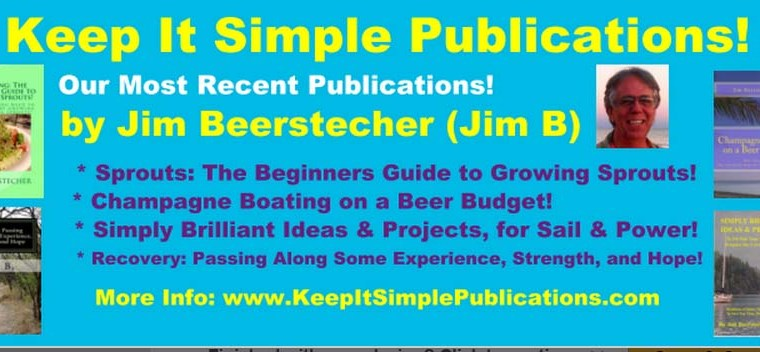 Jim B's Book Catalog!