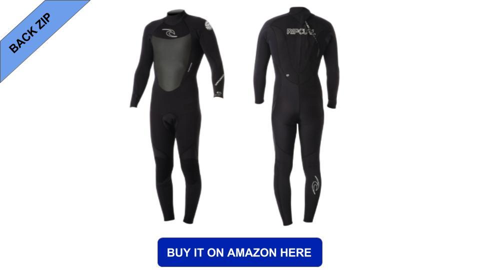 beginner surfing wetsuit