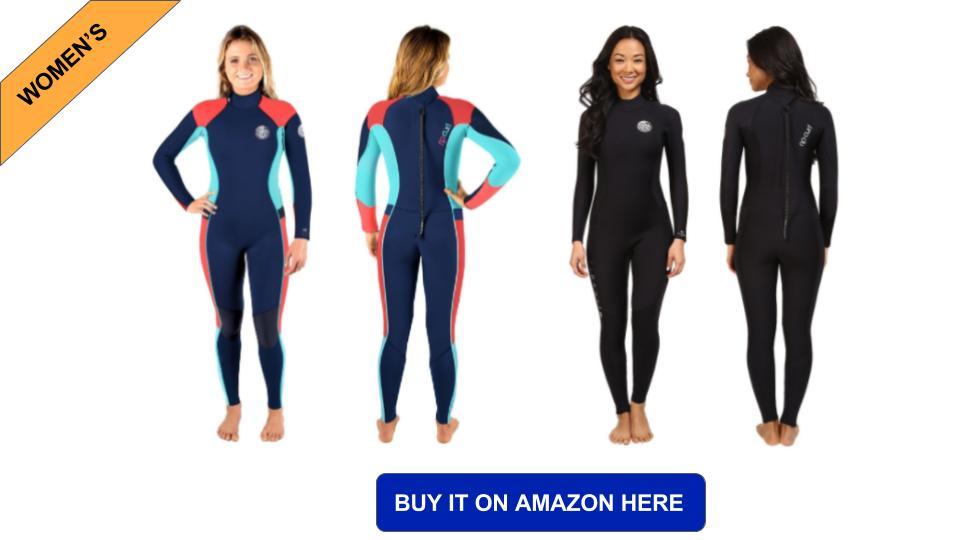 womens beginner surf wetsuit