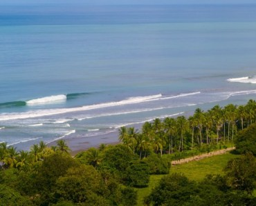 dominical surfing