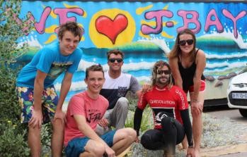 Jeffreys Bay Surf Camps