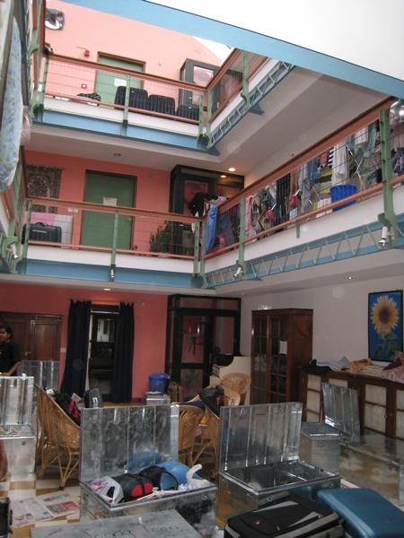 Woodstock School girls' dorm
