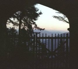 cemetery-gate-and-sunset