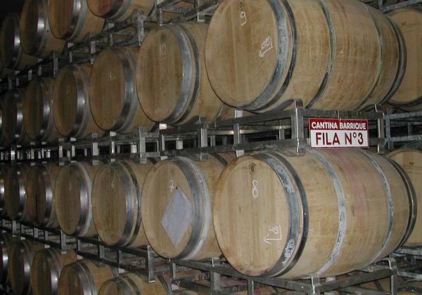barrique barrels