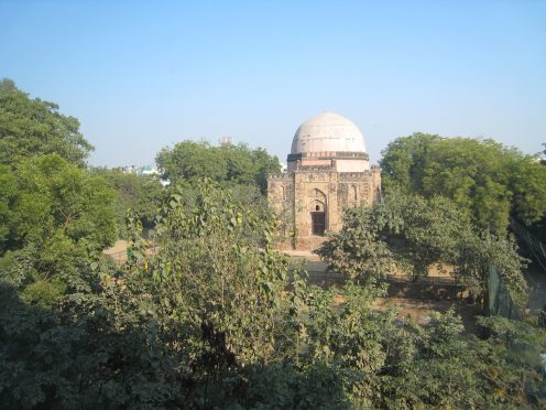 Mughal tomb, Delhi