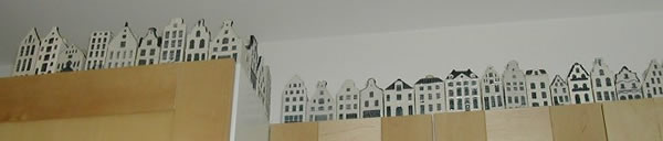 KLM gin houses