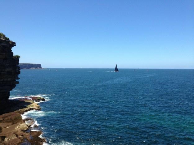 South Head, Sydney Harbour entrance
