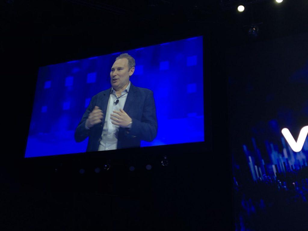 Andy Jassy at VMworld 2018
