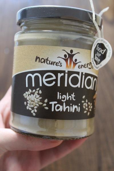 Food we love box tahini