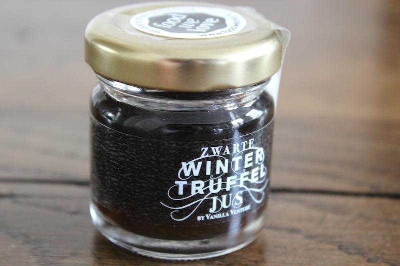 winter truffel jus