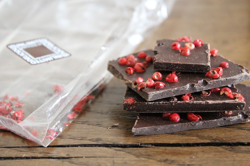 Breek chocolade