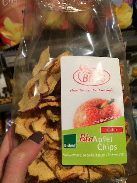 appelchips bio winkel