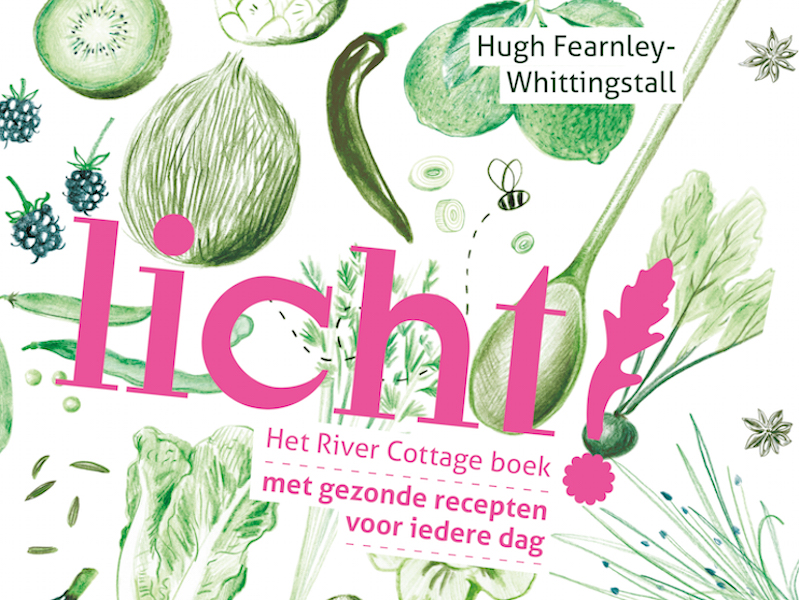 Licht! Hugh Fearnley Whittingstall kookboek review