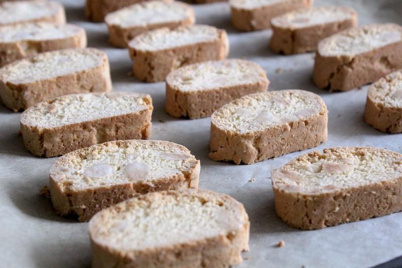 zelf maken: Biscotti, cantuccini