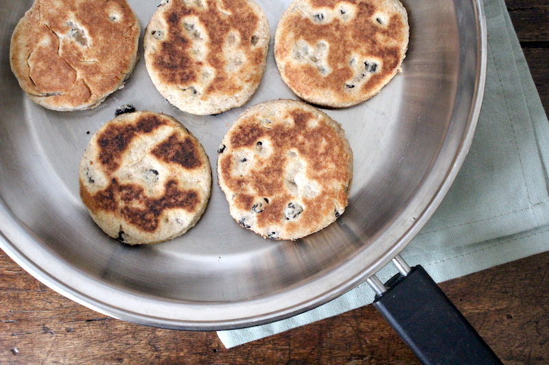 Zelf maken: Welshcakes