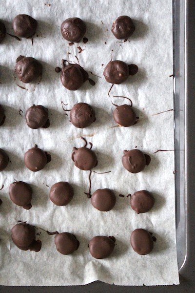 Glutenvrije chocolade pepernoten