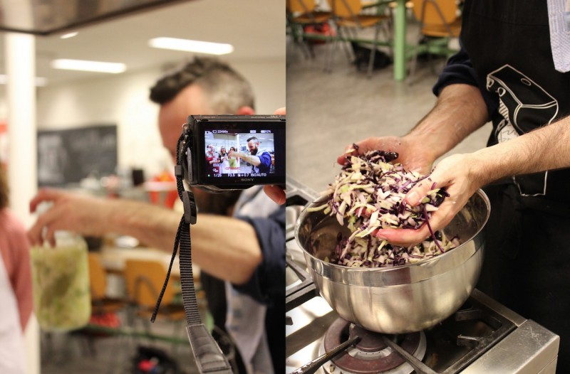 Fermenteren met meneer wateetons