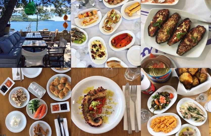 De keuken van Pilion, Griekenland