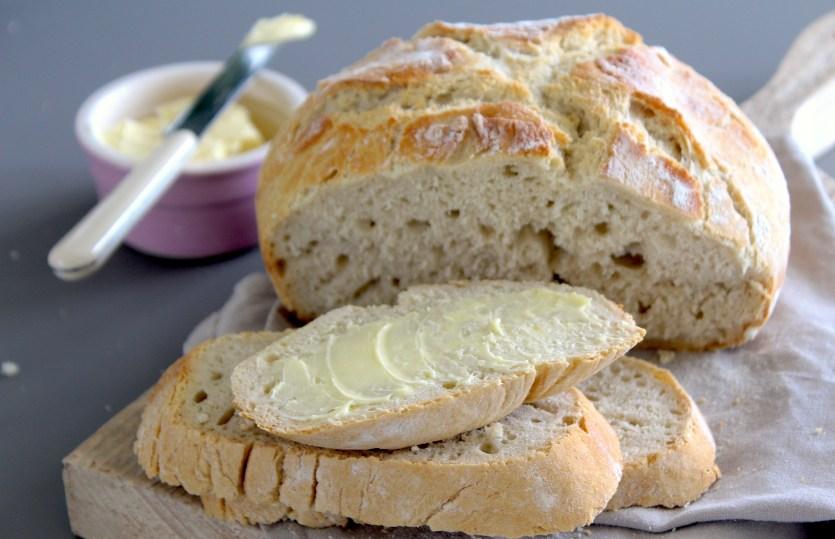Zelf maken: simpel bierbrood