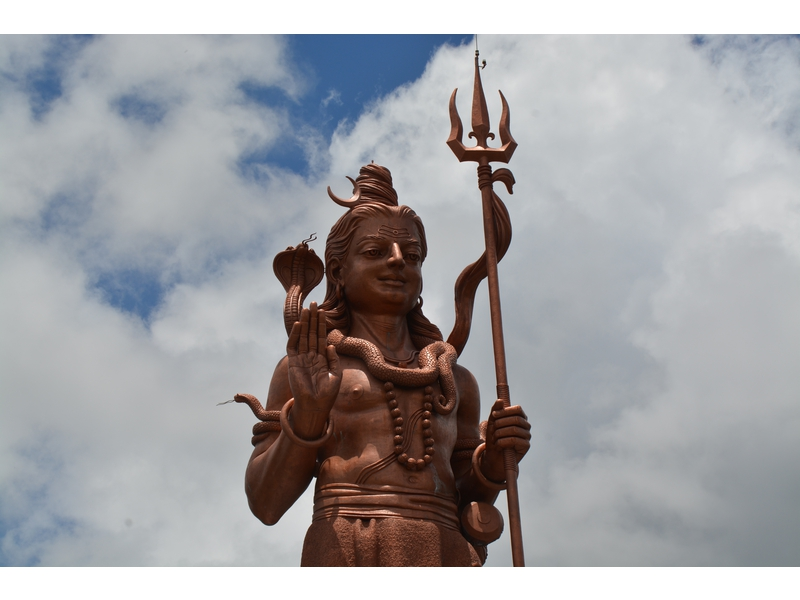 Shiva gigante