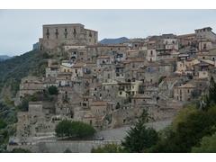 Placanica: centro storico San Leonardo