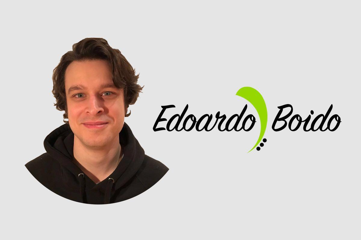 Edoardo Boido - Be Golf - Team Be