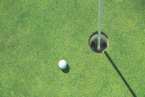 Be Golf - Mini Clinic - Putt
