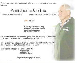 Gerrit Spoelstra