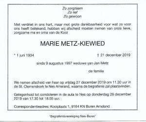 Mrie Metz