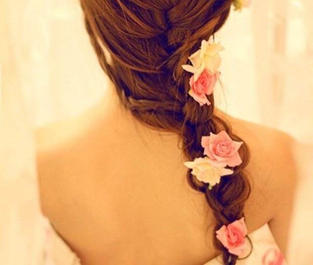 Braided Hairstyles For Long Hair Tumblr
