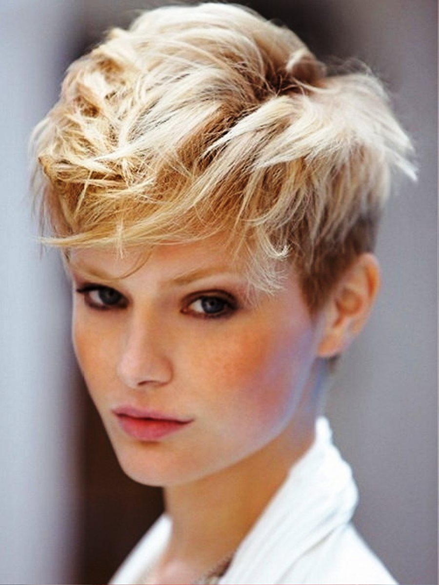 Pictures Of Teenage Cute Short Hairstyles