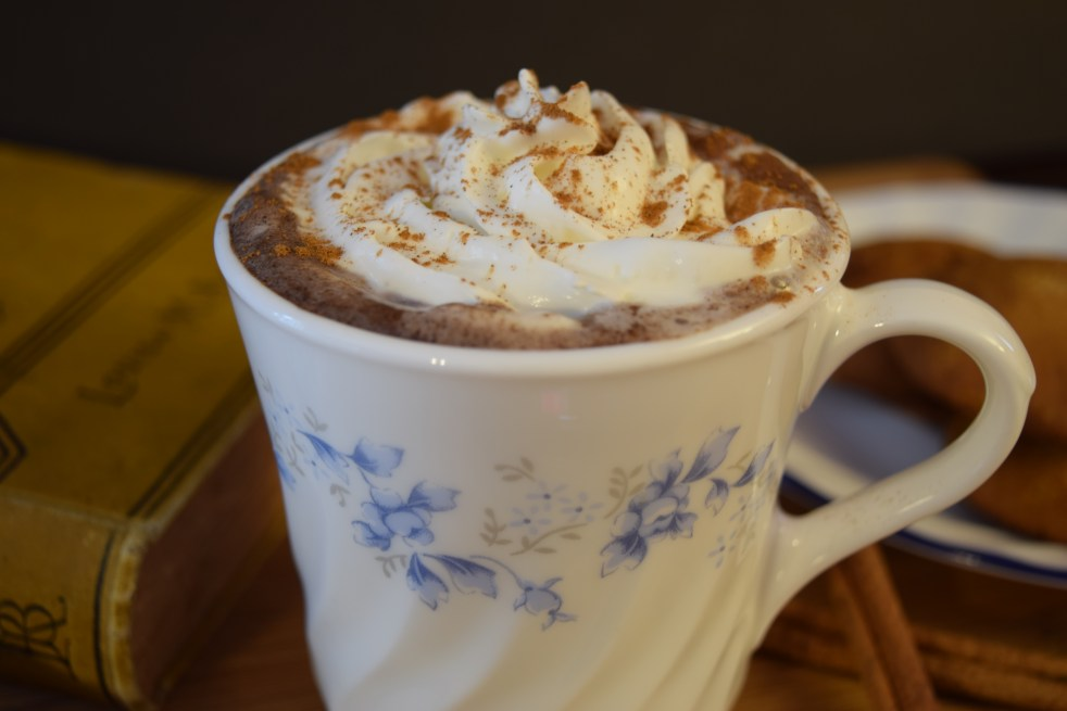 Four Minute Hot Chocolate