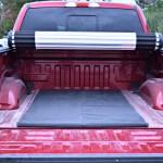DIY pickup bed liner