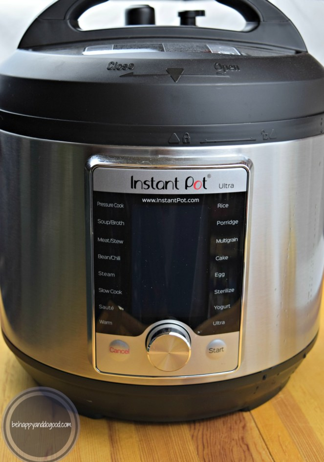 Instant Pot Ultra 60 Review
