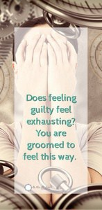 Feeling guilty is exhausting Dalila Jusic-LaBerge, LMFt