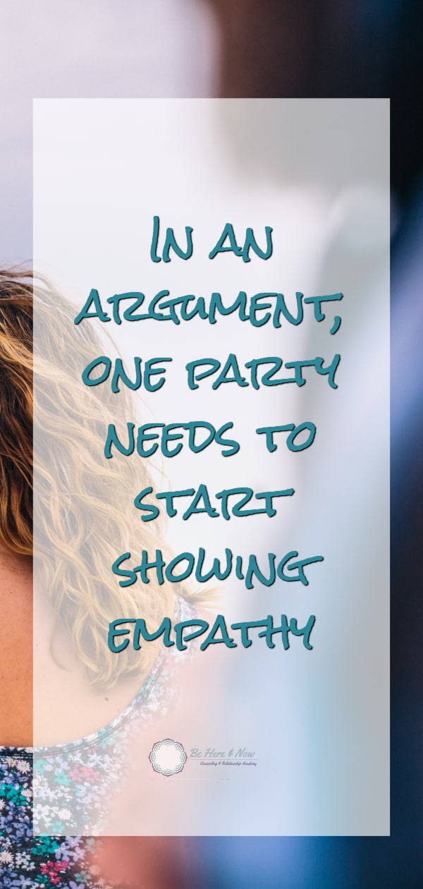 Empathy skills