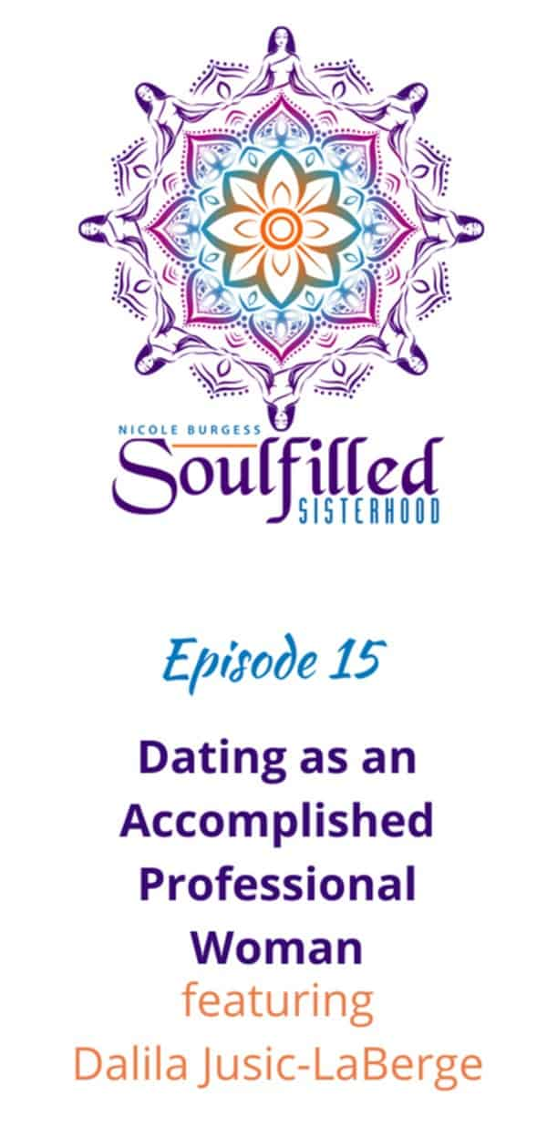 Dating an accomplished woman