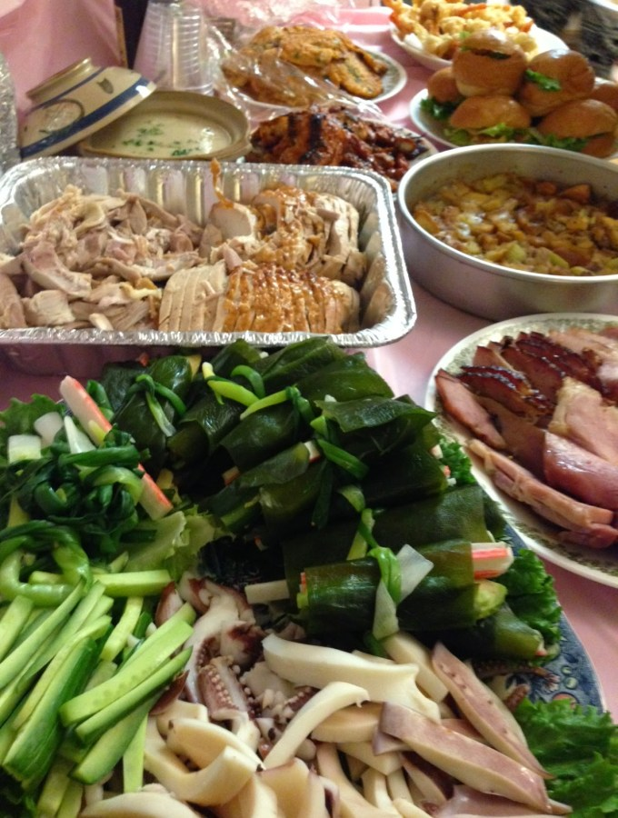 Another Korean American Thanksgiving come and gone