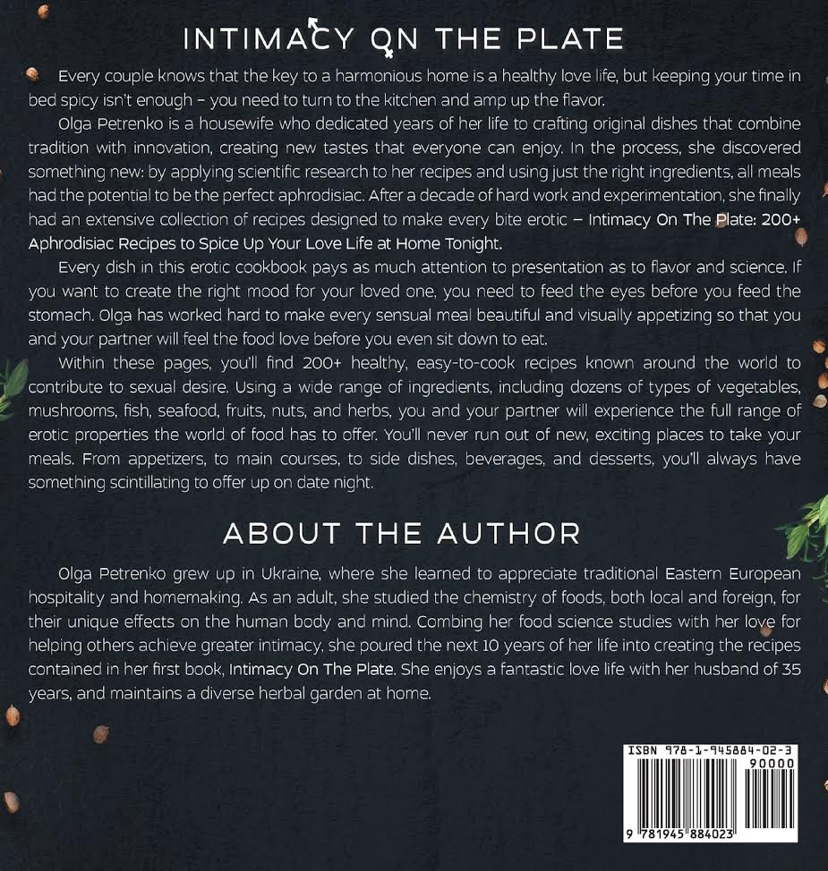 Intimacy on the Plate