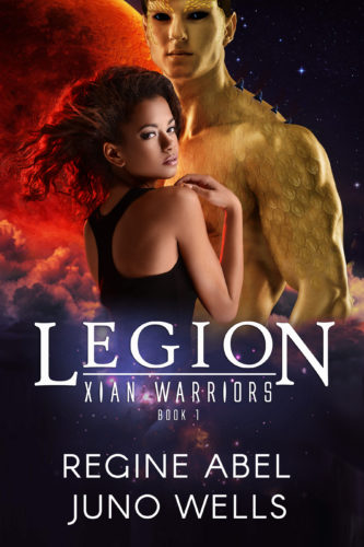 Legion - Review - Behind Closed Doors Book Review