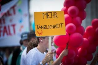 Powerparade 2018, Wien, 21.6.18