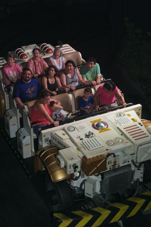 Dinosaur Ride Photo
